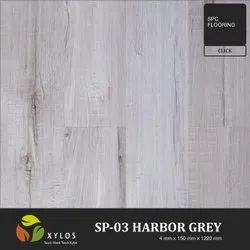 Harbor Grey SPC Wooden Flooring