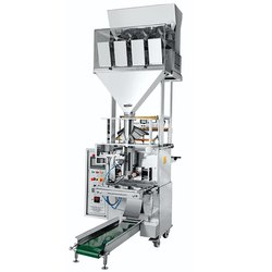 Four Head Weigher Fully Pneumatic Pouch Packing Machine (Collar Type)