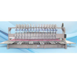 High Speed Laser Embroidery Machine
