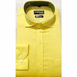 Plain 38.0 , 42.0 Mens Shirt