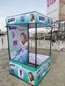 Marketing Demo Tent 6x6x7
