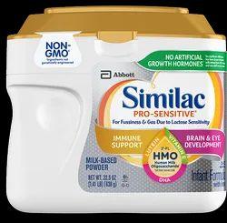 Similac Pro Senstive, Pack Size: Box