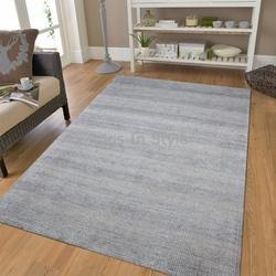 Textured Rug 100% Viscose & Wool New Designer Collection India, RIS-CPT-59088