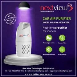 NEXTVIEW NVKJ008F-K05A Ionic Car Air Purifier