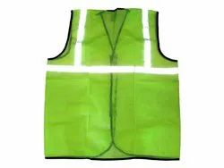 Green Safety Jacket