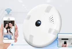 Tech Gear EC-13 360 Degre Panoramic IP Wifi Security Camera