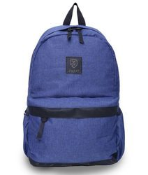 Plain Polyester Free Size Backpack