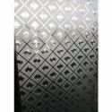 Figured Plain Decorative Glass, For Home, Thickness: 10-30mm