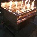 Eight Burner Gas Stove