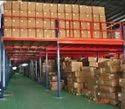 Warehouse mezzanine