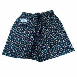 Boys Cotton Bermuda Junior Pants