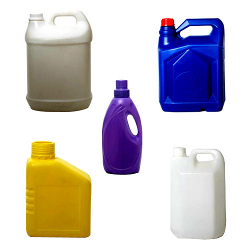Plastic Can, Capacity: 1-5 L, Rs 29 /piece Bafna Industries (India) | ID:  14168107155