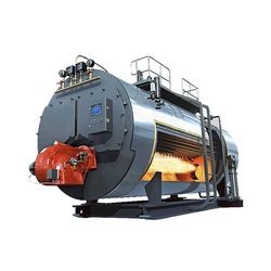 Stainless Steel Thermic Fluid Boiler