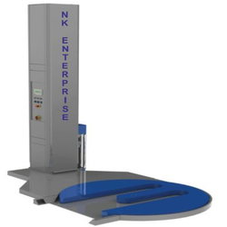 M Type Pallet Wrapping Machine