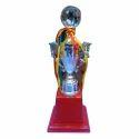 Optical Crystal Trophy