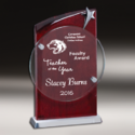 Simple Wooden Trophy