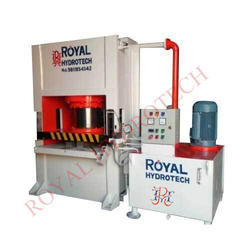 Industrial Hydraulic Machine