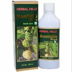 Herbal Hills Green Noni Juice - Organic Energy Booster Juice, Packaging Type: Bottle, Packaging Size: 500 ml