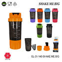 Gym Shakers Bottle-GL-31