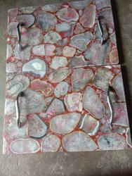 Agate Serving Tray