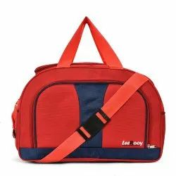 Red Polyester Travel Trolley Bags, Size/Dimension: 30*5*40 Cm