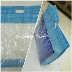 Garments Packing Zipper Bags