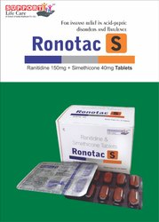 Ranitidine Hydrochloride, Simethicone