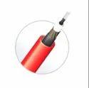 Pvc Red Medium Voltage Conduit, Size: 16 Mm , Type: Light (lms)