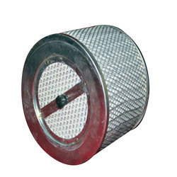 Stainless Steel Round Air Filter For DC Motors