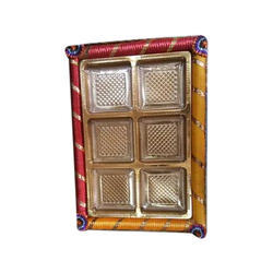 6 Slot Dry Fruit Tray