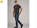 Jack And Jones Men Casual Wear Solid Jeans
