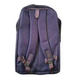 Polyester Purple College Bag