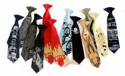Single Stripe School Tie