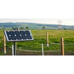 Solar Power Fencing System
