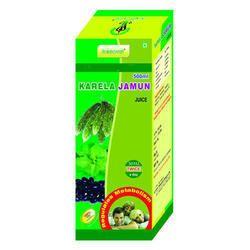 Karela Jamun Juice