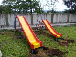 Slide With Ladder