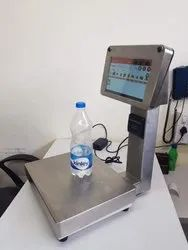 Weighing Scale with Printer