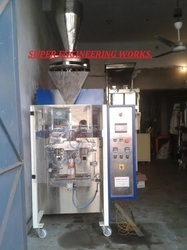 Collar Type VFFS Packing Machine