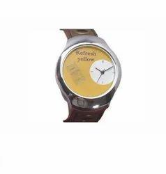 Round Analog GX WWB 103 Wrist Watch