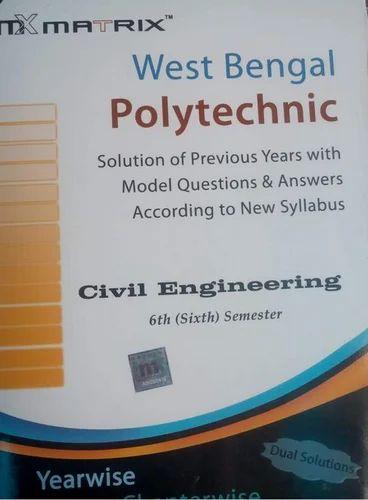 Civil Engineering Polytechnic - Civil 4th Semester MATRIX