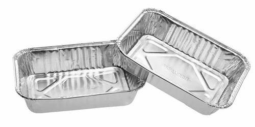 Paramount Aluminium Foil Containers - Paramount 200 Ml Catering Foil