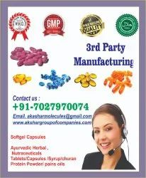 Softgel Capsules In Faridabad