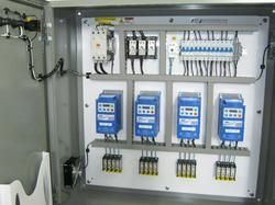 CCES Three Phase Drive Panel, IP Rating: IP44, 220 V Ac