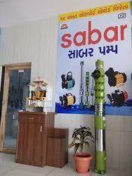SABAR 20 HP, 4 STG Submersible Pumpsets