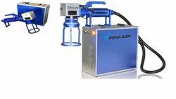 Metal Laser Marking Machine, Model Name/Number: F20