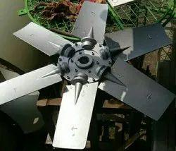 Industrial Airfoils Fan Blades