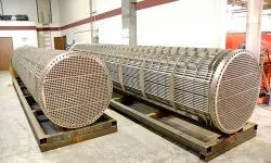 SS 317L Seamless Heat Exchanger Tubes