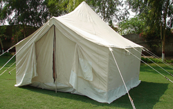 Double Layer Relief Tent