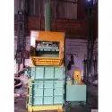Hydraulic Single Box Single Cylinder Baling Press With Bale Eject