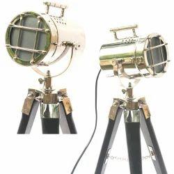 Nautical Searchlight Desk Lamp